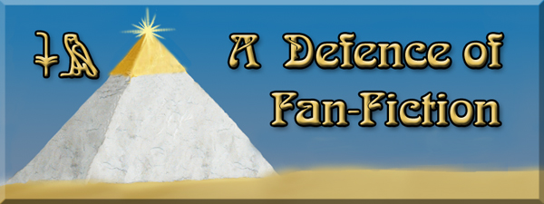 A Defence of Fan-Fiction