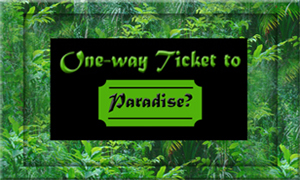 One-way Ticket to Paradise?