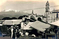The Mexican village where Felipe Chavez was born