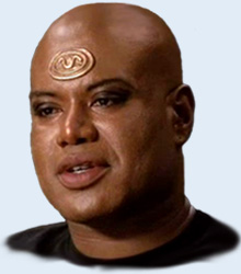 Either Teal'c doesn't know, or he just isn't telling.