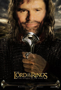 Lord of the Rings - the Return of the Colonel