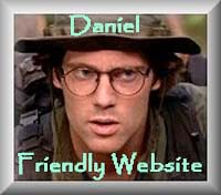 Daniel Friendly Website