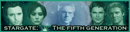 Link to Stargate - The Fifth Generation - home page